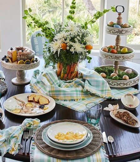 Tablescapes  (The 2021 version of Settings)                                                                                                                                           Friday, June 11th & Saturday, June 12th  10AM - 4 PM