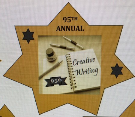 POSTPONED - Creative Writing 2020