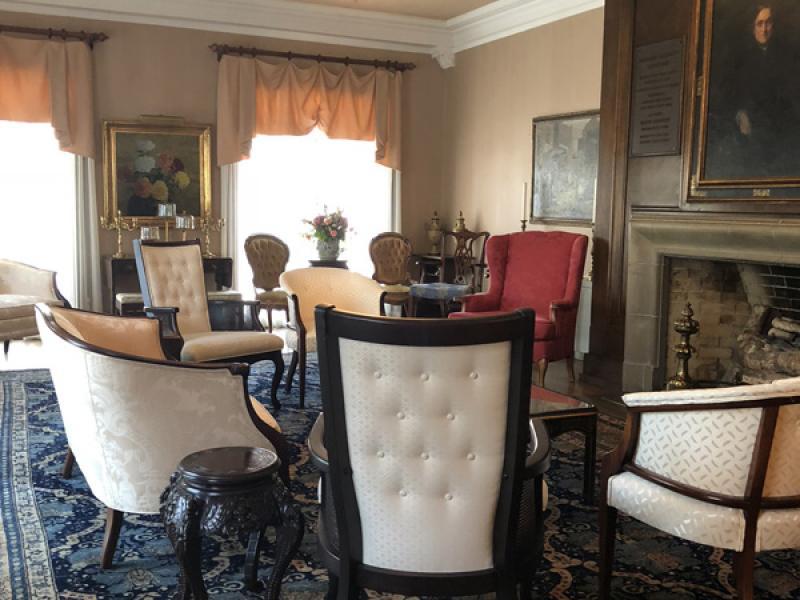 Talcott Emerson Room 1
