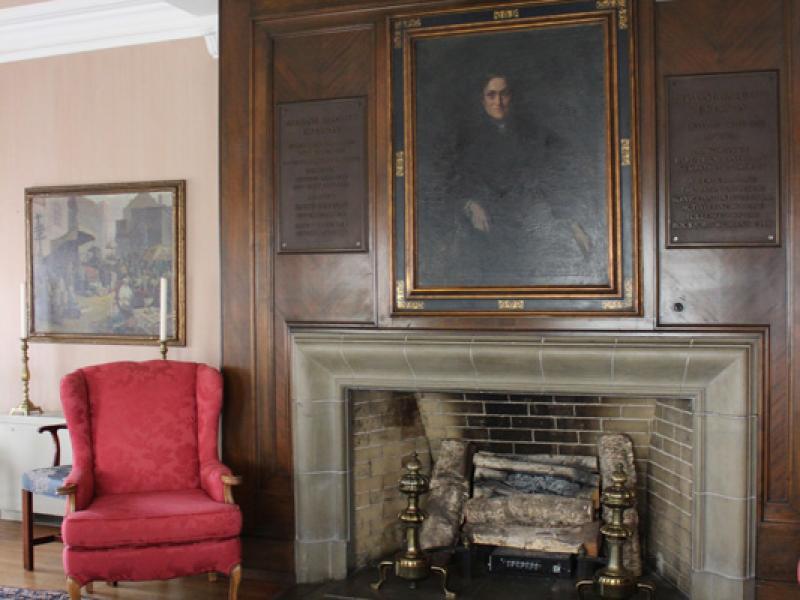 Talcott Emerson Room 5