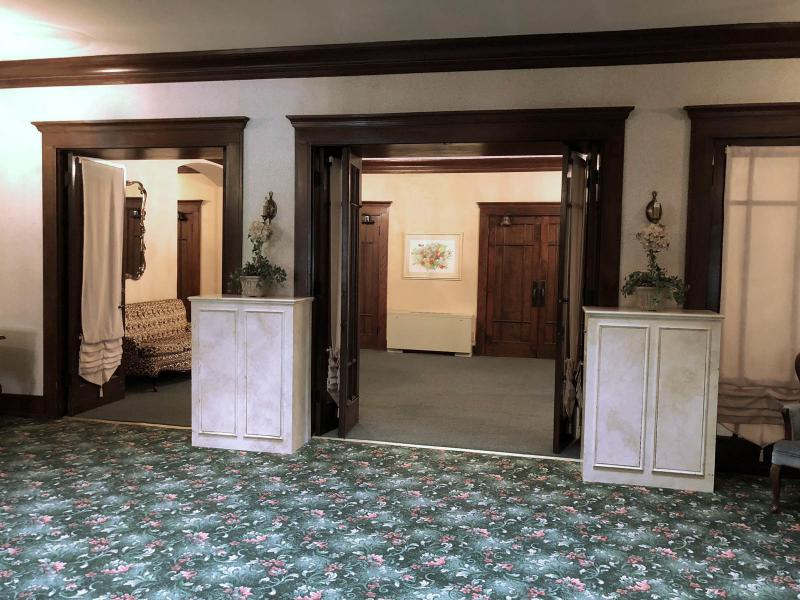 Lobby Area - Main Level