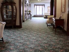 Main Level Lobby Area