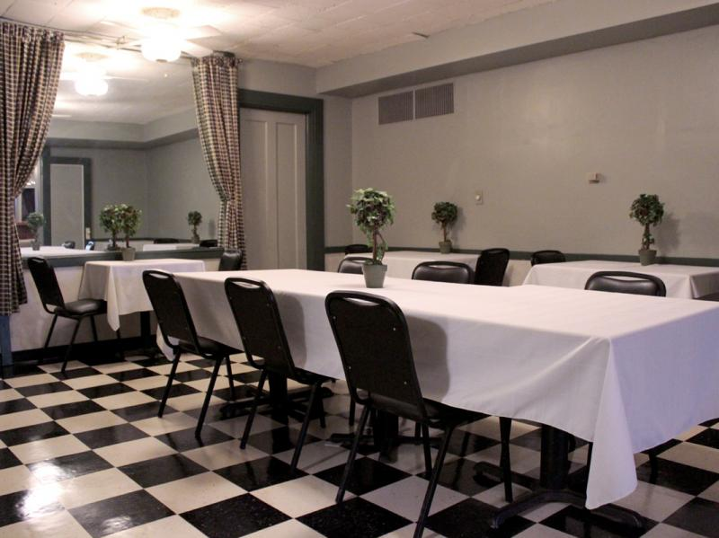 Buffet Set Up Area - Lower Level Dining Room