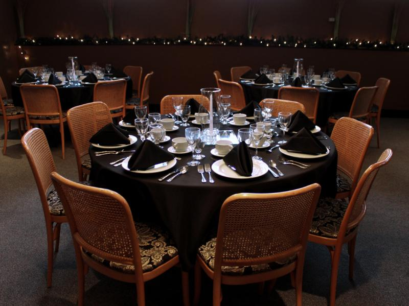 Placesettings - Main LL Dining Room