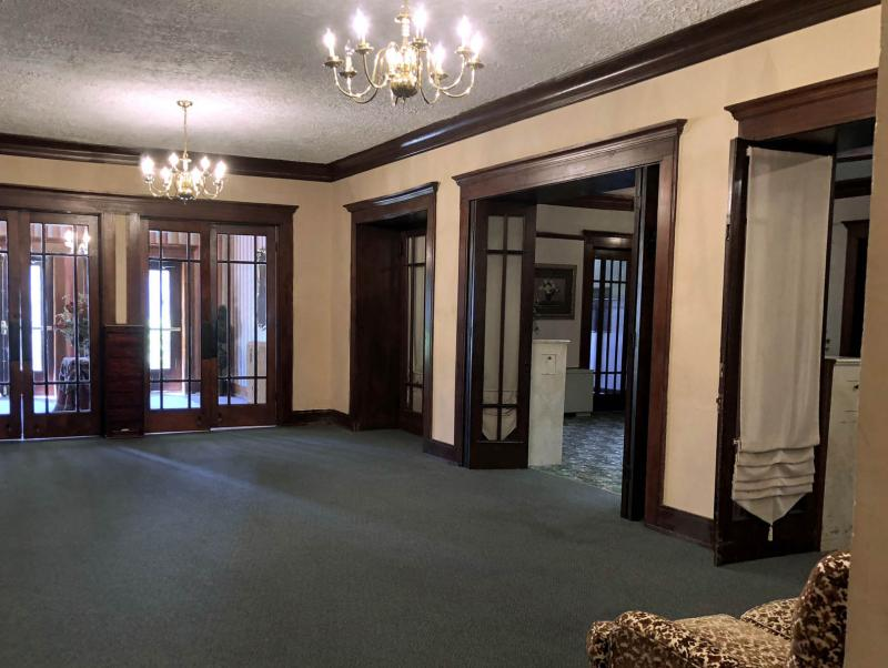 Theater Entrance - Lobby